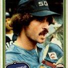 1981 Topps 466 Bob Molinaro