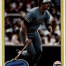 1981 Topps 637 Jerry Narron