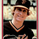 1981 Topps 11 Jim Wohlford DP