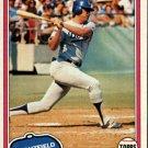 1981 Topps 726 Rick Monday