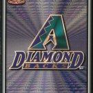 1996 Pacific Prisms Team Logos PB10 Arizona Diamondbacks