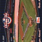 2007 Topps Opening Day Team vs. Team OD3 Florida Marlins/Washington Nationals