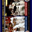 2003 Topps 351 AL/NL Division Angels/Giants