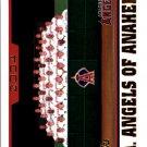 2005 Topps 638 Los Angeles Angels TC
