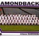 2004 Topps 639 Arizona Diamondbacks TC
