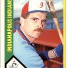 1990 Indianapolis Indians CMC 19 Randy Braun