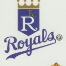 2001 Topps Opening Day Stickers 14 Kansas City Royals