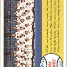 2007 Topps Heritage 246 New York Yankees TC