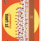 2008 Topps Heritage 223 St. Louis Cardinals
