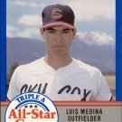 1988 Triple A All-Stars ProCards 8 Luis Medina
