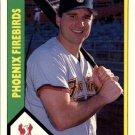 1990 Phoenix Firebirds CMC 21 Mike Laga