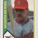 1990 Rochester Red Wings CMC 17 Chris Padget