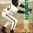 1993 Classic Four Sport 273 Jermaine Allenswort