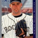 1993 Classic Best 103 Jason Hutchins