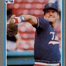1985 Fleer 272 Randy Bush