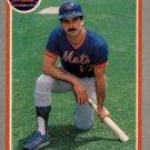 1985 Fleer 85 Keith Hernandez