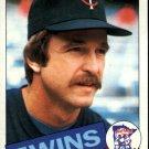 1985 Topps 383 Rick Lysander
