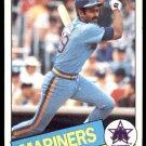 1985 Topps 449 Phil Bradley
