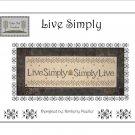 Live Simply Sampler Pattern