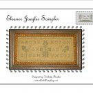 Eleanore Jaegler Sampler cross stitch pattern