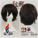 Bungou Stray Dogs Bungo Dazai Osamu Full Lace Anime Cosplay Wig