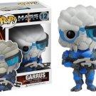 Funko Pop Games Mass Effect Garrus Vinyl Figure With Original Box