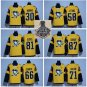 2017 Stanley Cup Finals Champions Pittsburgh Penguins 81 Phil Kessel 87 Sidney Crosby 58 Kris Letang