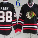 # 88 Patrick Kane Chicago Blackhawks Ice Hockey Jerseys color black