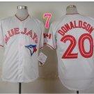 Top Quality ! Toronto Blue Jays Jersey Troy Donaldson #20 Jerseys while