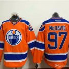 #97 Connor McDavid Edmonton Oilers Ice Hockey Third Mens Premier Stitched Jerseys style 1