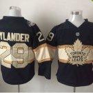 2017 Toronto Maple Leafs Jerseys 100th Anniversary 29 William Nylander  Hockey Jersey black