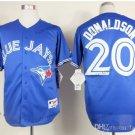 toronto blue jays #20 josh donaldson 2015 Baseball Jersey Rugby Jerseys Authentic Stitched blue