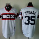 chicago white sox 35# frank thomas 2015 Baseball Jersey  Rugby Jerseys Authentic Stitched style 2