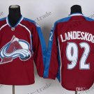 2016 Stadium Series Colorado Avalanche 92 gabriel landeskog Ice Winter Jersey Hockey Jerseys style 3