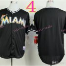 Jose Fernandez Jersey 16# Miami Marlins Cool Base Uniforms black 2015 style 2