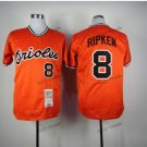 baltimore orioles #8 cal ripken 2015 Baseball Jersey Rugby Jerseys Authentic Stitched style 1