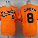 baltimore orioles #8 cal ripken 2015 Baseball Jersey Rugby Jerseys Authentic Stitched style 6