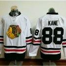 2017 Winter Classic Jerseys Chicago Blackhawks #88 Patrick Kane  White Jersey