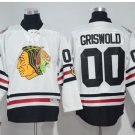 2017 Winter Classic Jerseys Chicago Blackhawks Clark Griswold 00  White Jersey