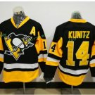 Pittsburgh Penguins 2017 Stanley Cup Finals patch 14 Chris Kunitz Stanley Cup Champions Jersey
