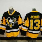 Pittsburgh Penguins 2017 Stanley Cup Champions patch 13 Nick Bonino Stanley Cup Champions Jersey