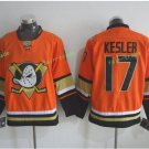 Anaheim Ducks 2017 Stanley Cup Finals patch Playoffs 17 Kesler Orange  Hockey Jerseys