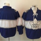 2017 Centennial Classic 100th Anniversary ice hockey Toronto Maple Leafs jersey  BLue