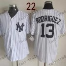 New York  #13 alex rodriguez 2015 Baseball Jersey Rugby Jerseys Authentic Stitched