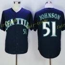 Arizona Diamondbacks 51 Randy Johnson Jersey Cooperstown Baseball Jerseys Diamondbacks Blue