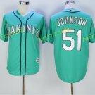 Arizona Diamondbacks 51 Randy Johnson Jersey Cooperstown Baseball Jerseys Diamondbacks Green