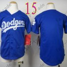Dodgers Youth Jersey Blue Kid Size S M L XL