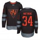 North America 2016 World Cup Ice Hockey Jerseys 34 Auston Matthews