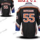 new york islanders #55 johnny boychuk 2015 Ice Winter Jersey Hockey Jerseys Authentic Stitched Black