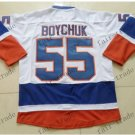 new york islanders #55 johnny boychuk 2015 Ice Winter Jersey Hockey Jerseys Authentic Stitched....